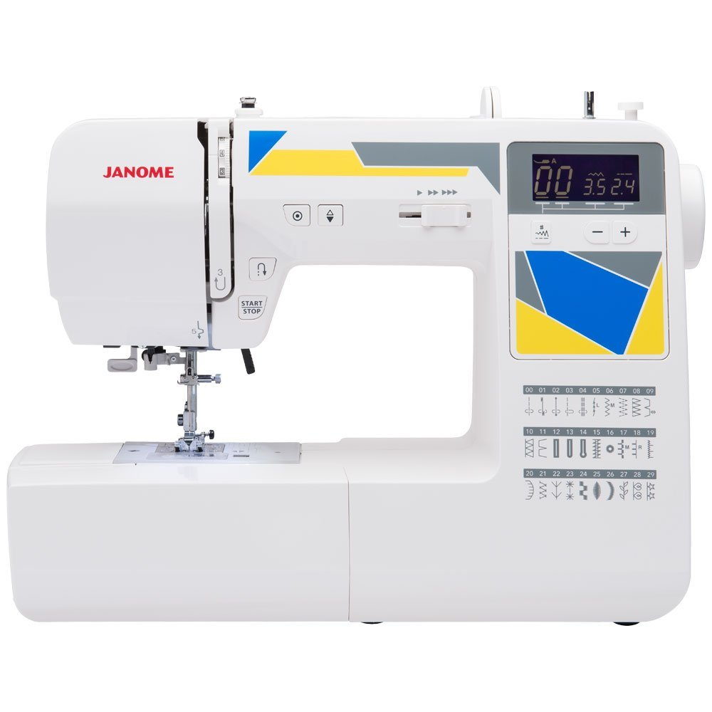 best sewing machine for all types of fabric