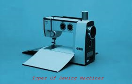 Types Of Sewing Machines Best Sewing Machines