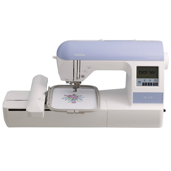Top 10 Best Commercial Embroidery Machine For Your Embroidery Business
